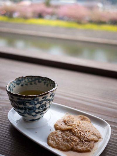 CAFE LOKANTA  へらへら餅