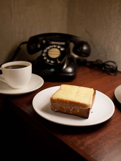 上島珈琲 厚切りチーズトースト モーニング