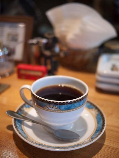 フィフス・チャイルド コーヒー