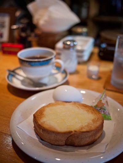 フィフス・チャイルド モーニングのパン