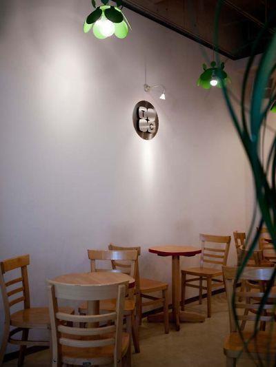 T・Cカフェファクトリー (TC COFFEE FACTORY)店内