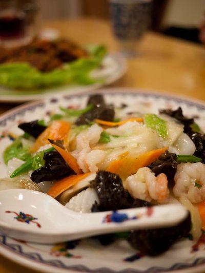 香林酒家 海鮮八宝菜