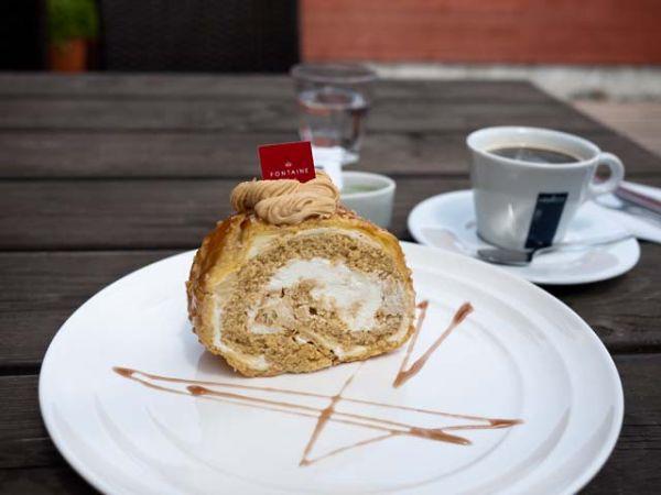 フォンテーヌ 和三盆ロールケーキ