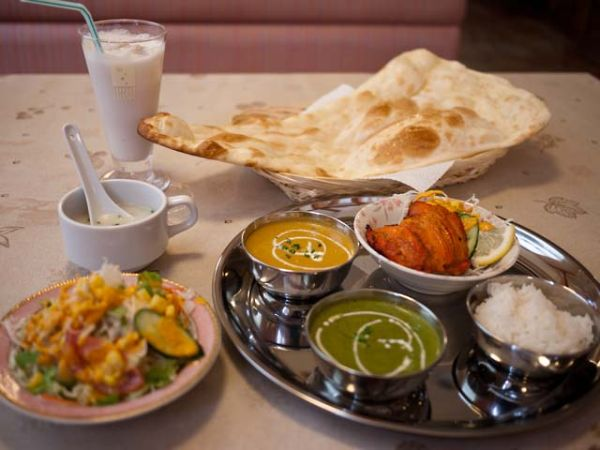 インド料理 ガンガジ ランチDセット