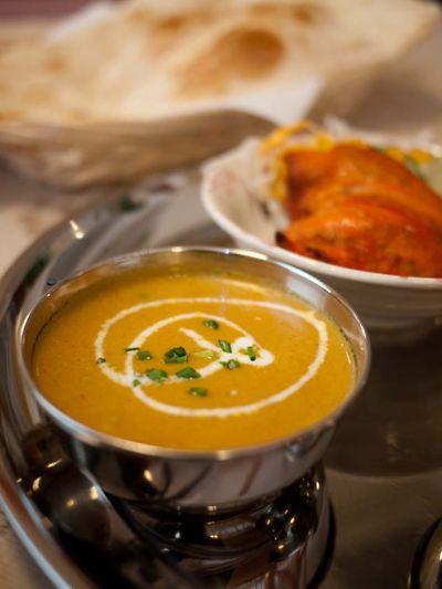 インド料理 ガンガジ チキンカレー