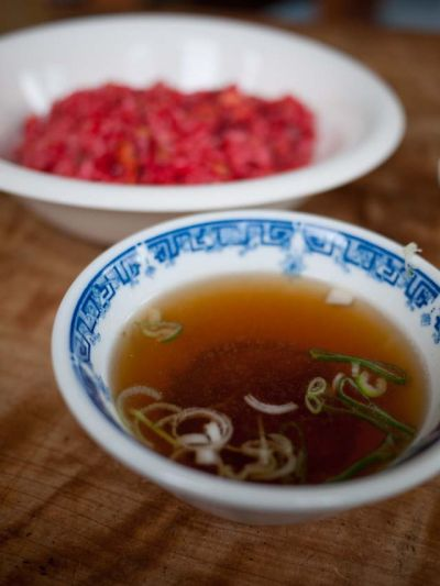 天津 スープ