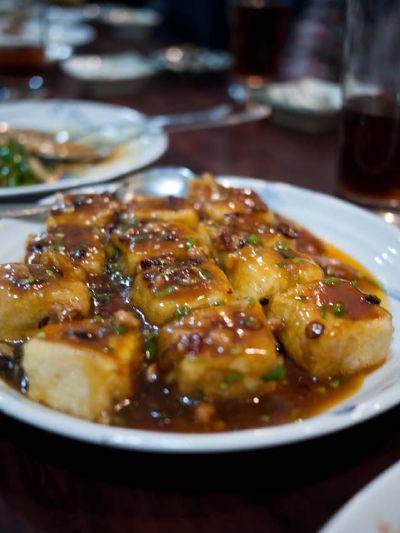 満福楼 台湾豆腐