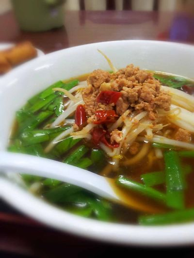 東方美食 台湾ラーメン