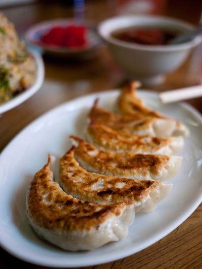 南京亭 餃子