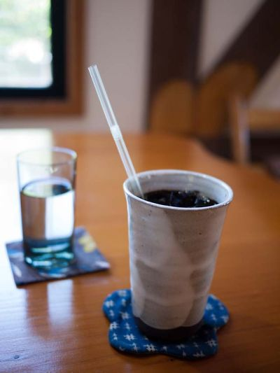 なんだろう家 アイスコーヒー