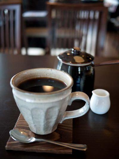 珈琲家 心 ZIN 佐古木店 コーヒー