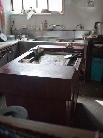 ちゃぼす 厨房