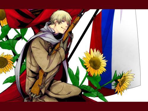 ヘタリア Axis Powers
