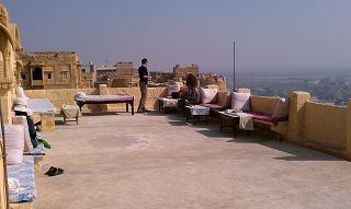 インド旅行2012ジャイサルメールへ (3)