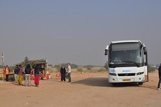 インド旅行2012ジャイサルメールへ (2)