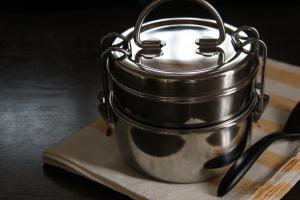 インド式弁当箱1