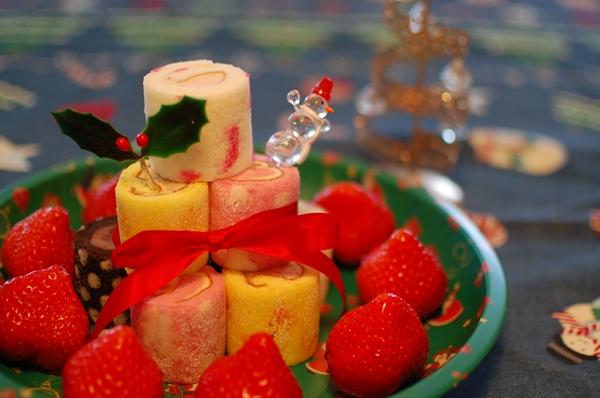 クリスマスケーキー