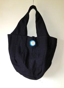 帆布で作る手提げバッグ