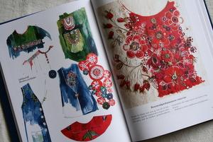 毛糸刺繍2