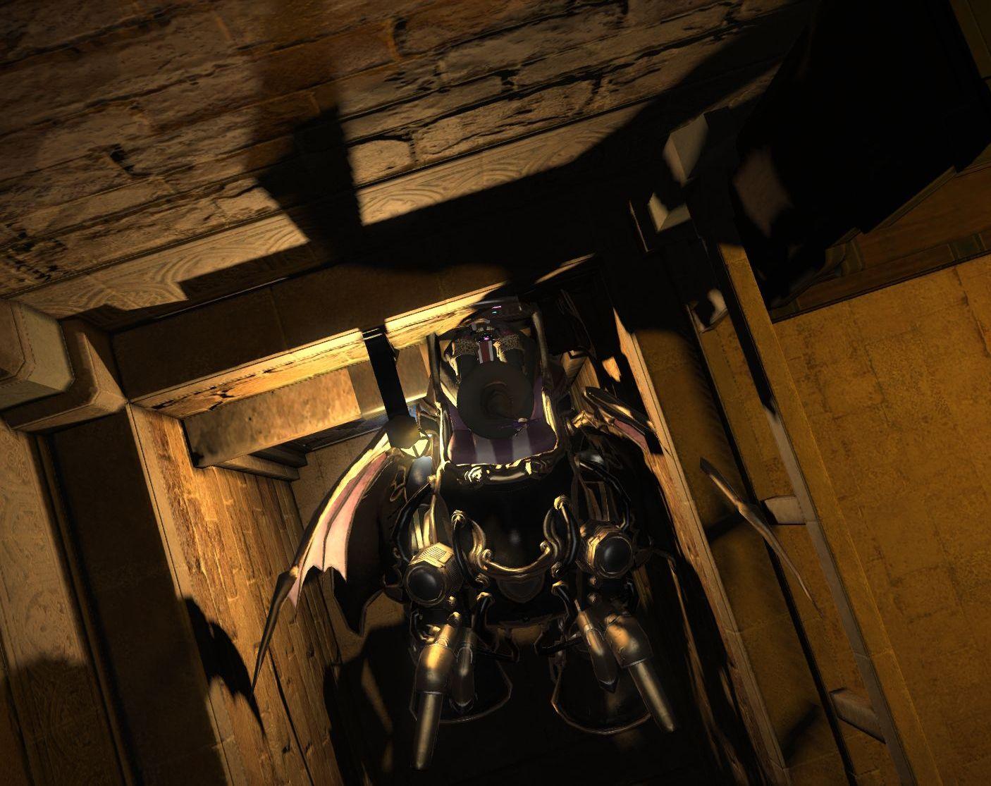 魔導階段にはまる
