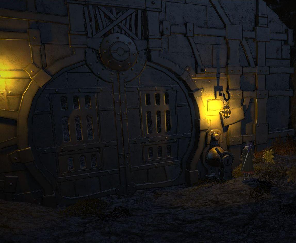 黒古の武器宝箱位置4