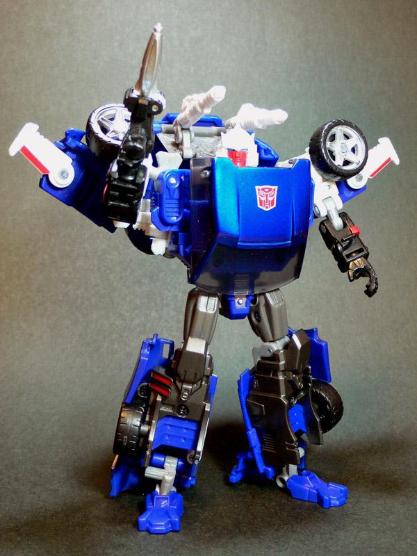 ふくちゃんのロボット連邦軍 UN-...