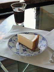 11年チーズケーキ