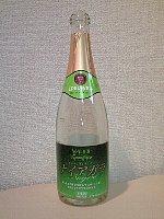 12年お正月シャンパン