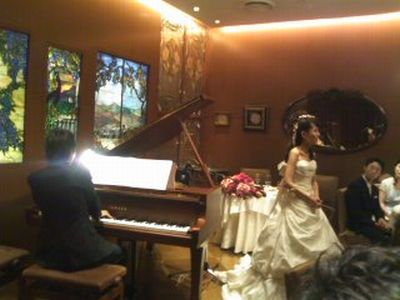 純・尚子結婚式独唱110828_1536~01