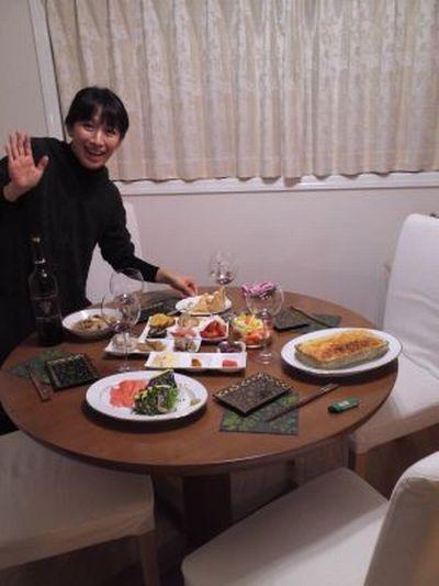 和田邸新年会聡子KIMG0003
