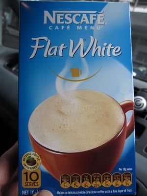 フラットホワイト