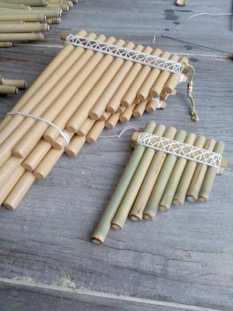 pan flute Alto-C-8