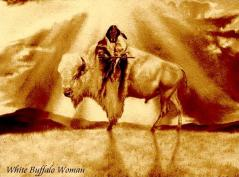 White Buffalo Woman