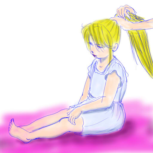 髪結い01