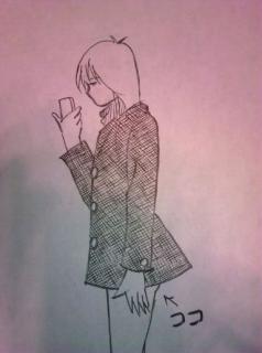 新宿駅の女の子