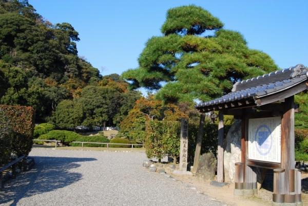 表御殿庭園1