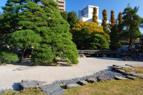 表御殿庭園4