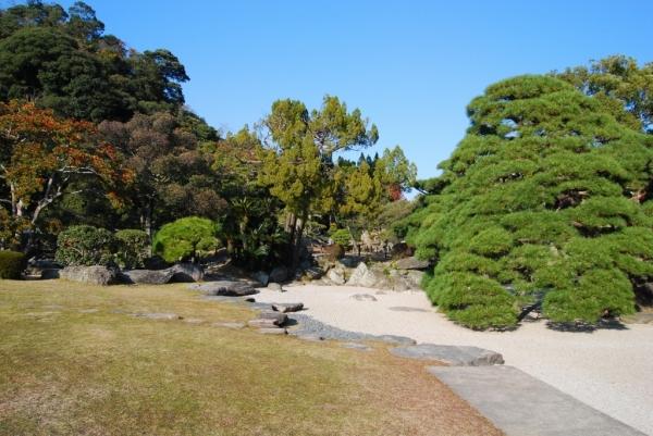 表御殿庭園5