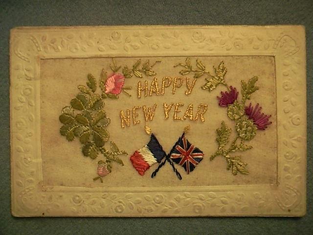 WW1刺繍カード 03