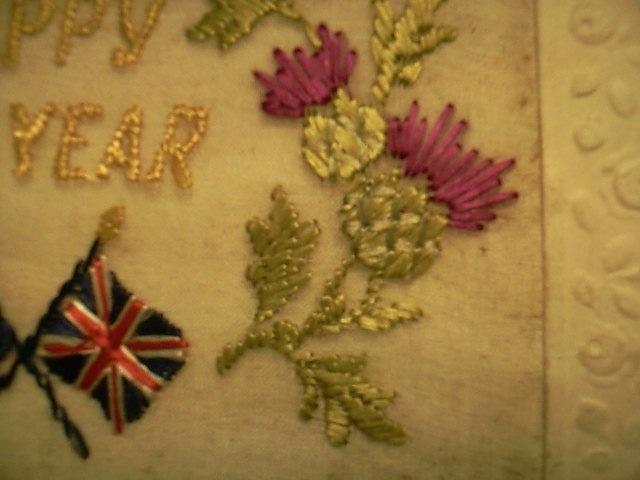 WW1刺繍カード 04