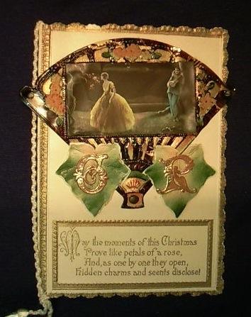 クリスマスカード'10 2