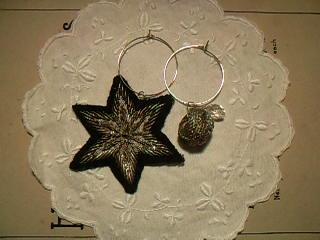 20's parts earrings