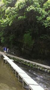 栗又の滝へ 滝巡り-1