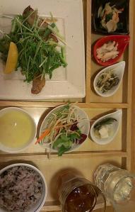 食育レストラン 豚トロランチ