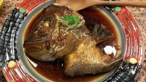 中むら 鯛のかぶと煮-1
