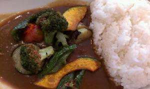 野菜カレー-1