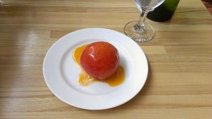 つばめグリル トマトサラダ