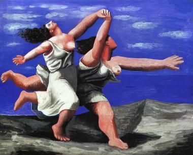 海辺を走る二人の女1922年_convert_20100429123436