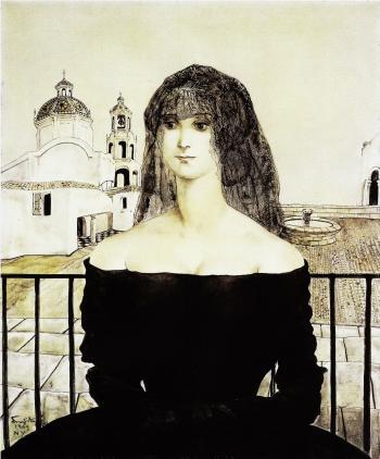 美しいスペイン女1946年_convert_20100624145038