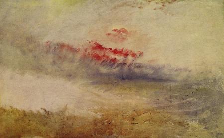 赤い空と浜辺1840~42年頃_convert_20101229233728